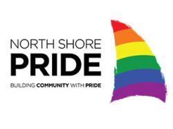 north shore pride logo